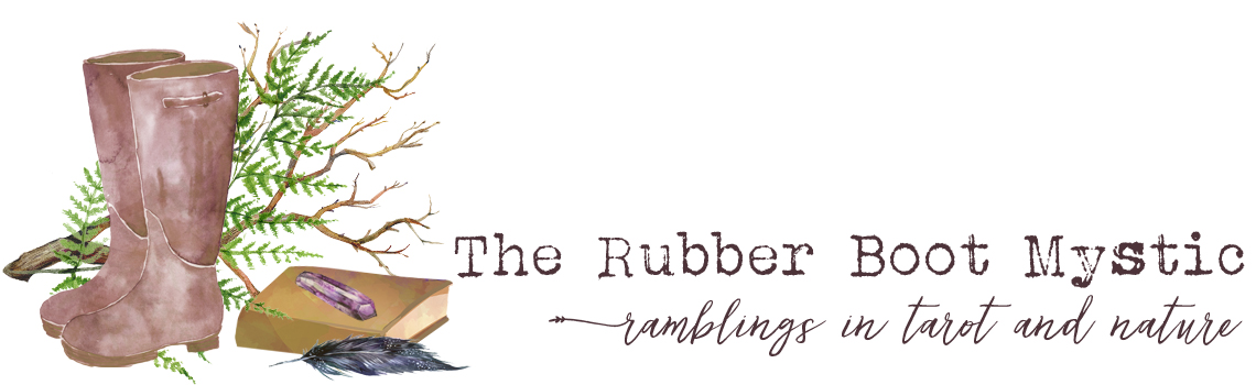 The Rubber Boot Mystic